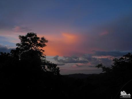 Sunset at Tuburan
