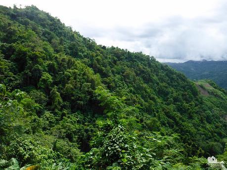 Mt. Mago slope