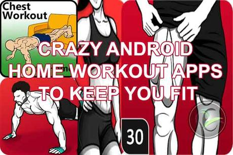 home workout apps