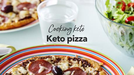#3 top recipe of 2018: Keto pizza