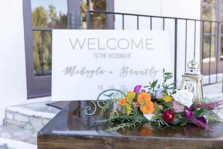 Boho Chic Wedding in Palos Verdes