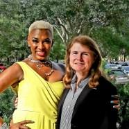 The Voice Star Sisaundra Lewis interviews Elaine Howard, Author of Passion in the Bones: