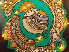 Beautiful Pongal Rangoli Designs 2019