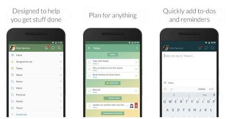 Best To do list reminder apps Android /iPhone