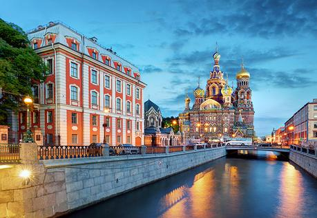 Top 5 Fascinating Places to Visit in Russia!