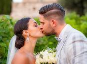 Romantic Beach Wedding Crete Déborah Kevin