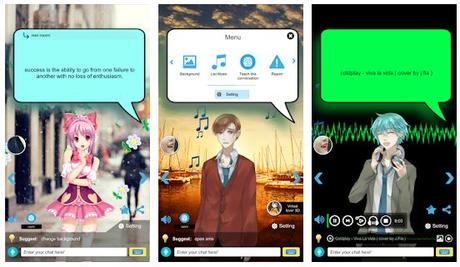 Best virtual girlfriend apps Android