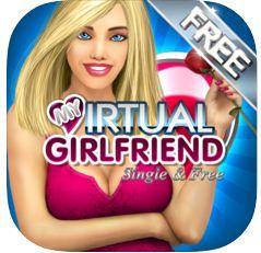 Best virtual girlfriend apps iPhone