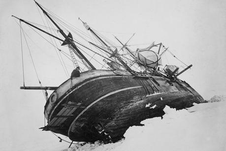 Antarctic Expedition Goes in Search of Shackleton's Ship