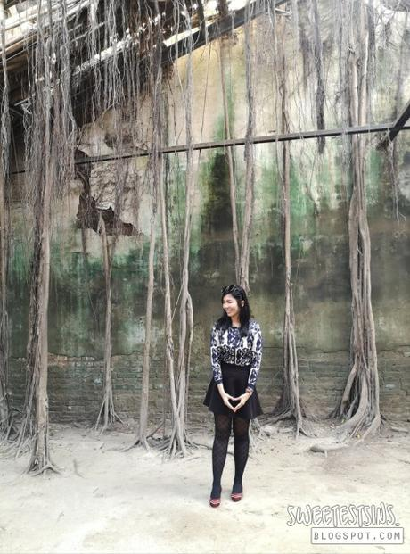 Exploring Anping District with Usaflex from Arch Angel!