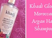 Review Khadi Global Moroccan Argan Hair Shampoo Rosemary Tree Geranium Peppermint Essential Infused Healthy Scalp