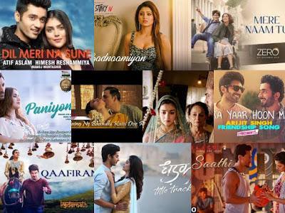 Top 10 Hindi Film Songs of 2018