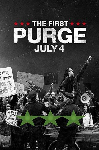 ABC Film Challenge – Favourite Films of 2018 – P – The First Purge