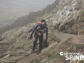 Jasmine Paris Smashes The 2019 Montane Spine Race Record