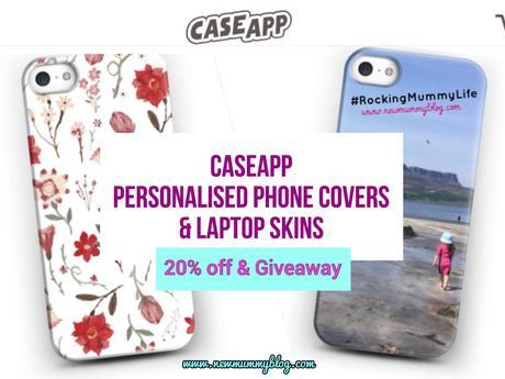 New phone cases… CaseApp #giveaway & discount code