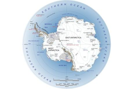 Antarctica is Now Losing Ice Six Times Faster Than Previously Recorded