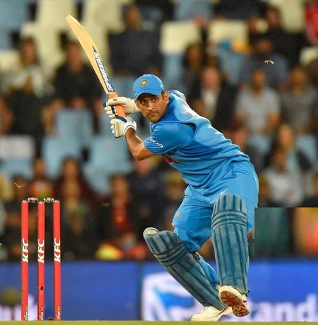 Chucking in International Cricket ~ MSD & Chahal Shine at