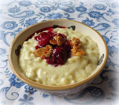 Danish Rice Pudding