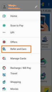 payzapp app options