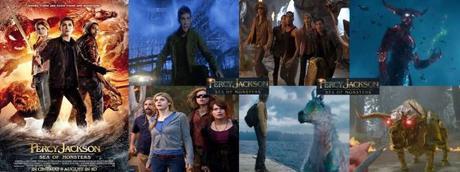 Logan Lerman Weekend – Percy Jackson: Sea of Monsters (2013)