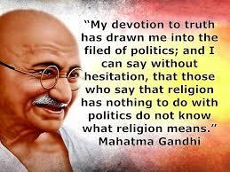 Politics And Religion