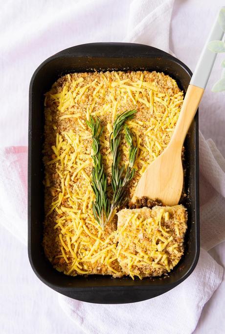 Vegan Cumberland Pie Recipe