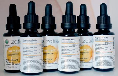 Zatik Naturals Organic Extracts: Here's to Health and Wellness in 2019