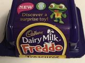 Today's Review: Cadbury Freddo Treasures