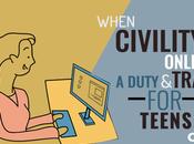 Digital Citizen Teens Should Know: When 'Civility Online' Duty, Trap?