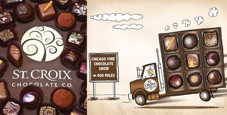 Illustration, Chocolate & The Art Of Visual Storytelling
