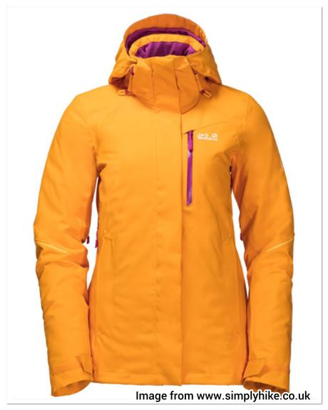 Warm on the school run and family walks with Jack Wolfskin and Simply Hike