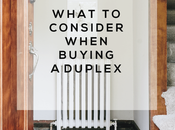 Landlord: What Look When Buying Duplex