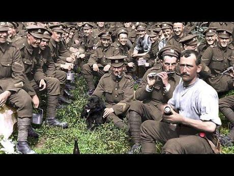 They Shall Not Grow Old: Like Saying Hello to Ghosts From Over a Century Ago
