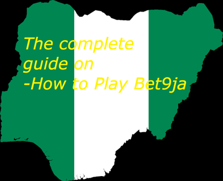 How to Play Bet9ja