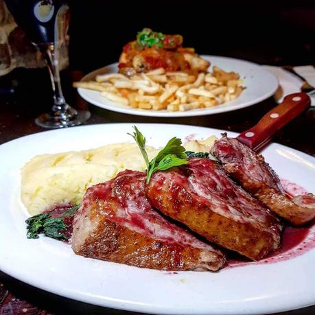 Eating Out|| Le Garrick, Covent Garden