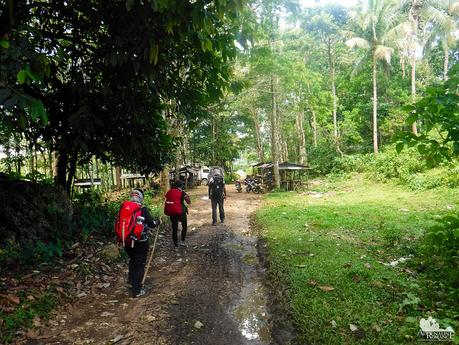Arrival at Caurasan