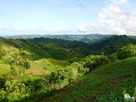 Seldom-seen highlands of Cebu