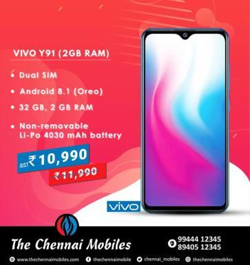 EXPLORE A WIDE RANGE OF LATEST MOBILES AT OUR NO.1 ONLINE MOBILE STORE IN CHENNAI