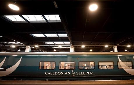 Travel News: Caledonian Sleeper first trial to Euston