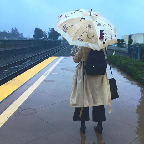 San Diego Train Trip