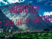 Salkantay Trek Diary Part Santa Teresa Springs