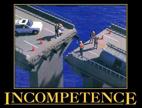 XIII: The Time Of Incompetence