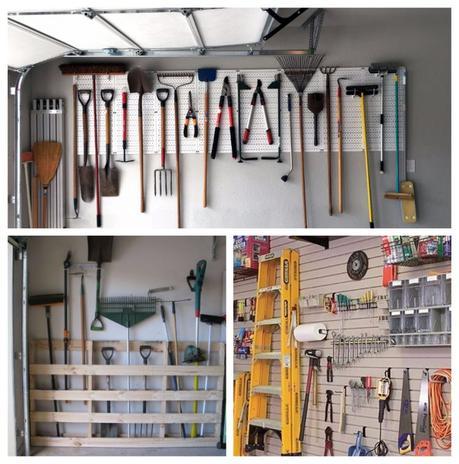 20+ Easy and Cheap Garage Storage Ideas