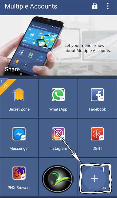 How To Open 2 Facebook Apps Simultaneously On Android Phone