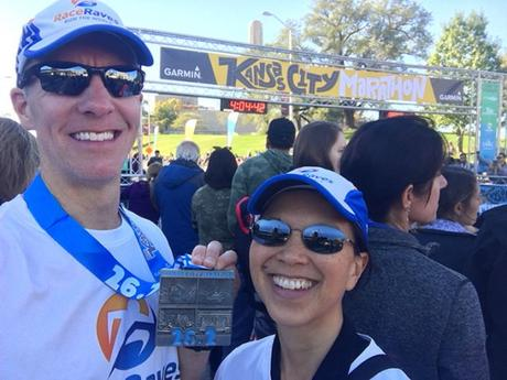 The 33rd Kansas City Marathon