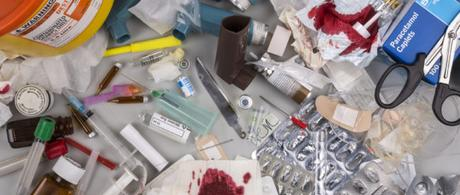 What are the different types of medical waste –  and why are they important?