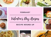 February 2019 Recipe Round-Up: Valentine's Recipes