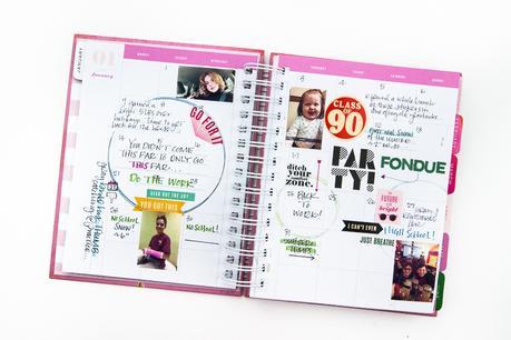 January 2019 | Heidi Swapp Memory Planner