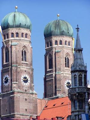 Grand Circle River Tour 13:  München   [Sky Watch Friday]