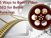 Ways Boost Video Better Rankings